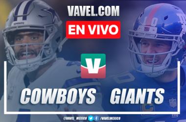Resumen y touchdowns: Dallas Cowboys 35-17 New York Giants en NFL 2019