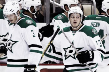 Tremendo inicio de los Dallas Stars. (AP Photo/Gene J. Puskar)