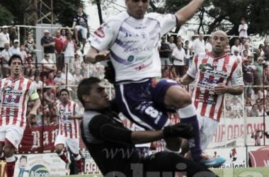 Villa Dálmine derroto a Atlético Parana | Foto: elviola.com