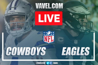 Score and Touchdowns: Dallas Cowboys 9-17 Philadelphia Eagles in NFL 2019