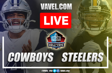 Touchdowns and Highlights: Cowboys 3-16 Steelers in 2021 Hall of Fame Game