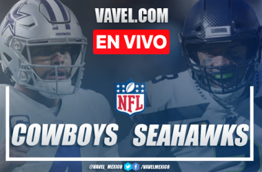 Resumen y Touchdowns del Dallas Cowboys 31-38 Seattle Seahawks en NFL 2020