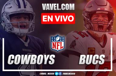 Touchdowns y Resumen del Dallas Cowboys 29-31 Tampa Bay Buccaneers en Semana 1 NFL 2021