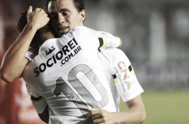 Após primeiro gol pelo Santos, Damião visa o clássico contra o São Paulo