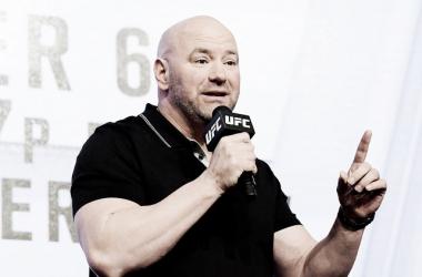 Dana White ya prepara la primera gran cartelera de 2019 para UFC (Foto: Steven Ryan | Getty)