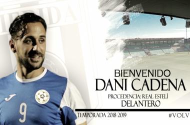 El Mérida ficha ataque, el Mérida ficha a Dani Cadena