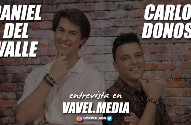 """ENTREVISTA. Carlos Donoso y Daniel del Valle: """"Tenía muchas ganas también de hacer otro estilo nuevo"""""""