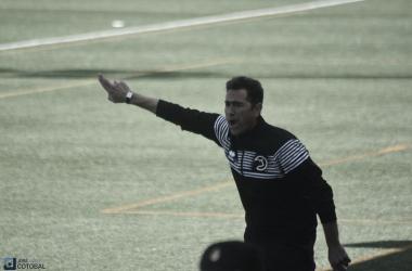 Dani Mori: Foto: José Luis Cotobal
