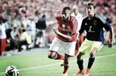 Bebé estreou-se no 0-1 diante do Ajax, na Eusébio Cup (Foto: Daniel Rocha)