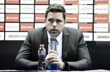 Daniel Farías en Rueda de Prensa /FOTO: William Ceballos /Noticia al Día.