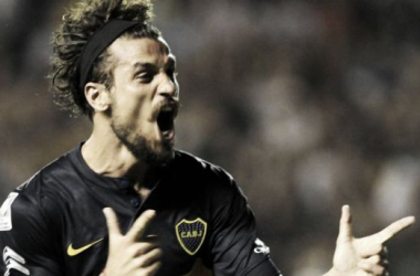 Osvaldo volverá a estar desde el arranque en Boca. Foto: TN.