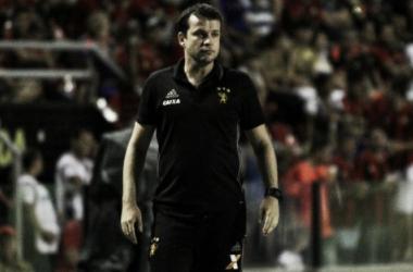 Daniel Paulista enaltece empenho e ressalta importância da base na vitória sobre Juazeirense