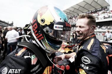 Ricciardo correrá las dos últimas carreras con Red Bull