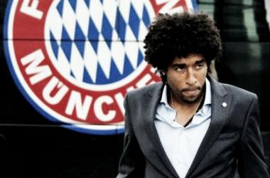 Dante, de 30 anos, pode se juntar aos Red Devils para o restante da temporada (Foto: Reprodução/FC Bayern)