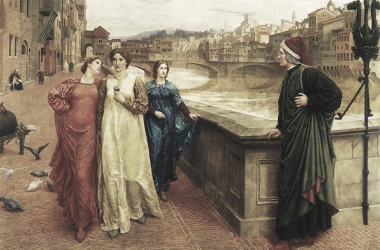 "Una obra ideal para San Valentín: la ""Vita Nuova"", de Dante Alighieri"