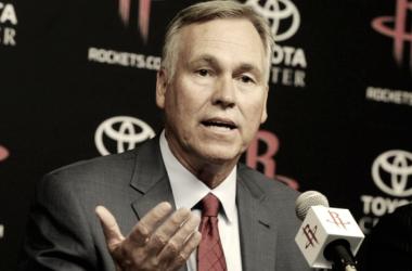 D´Antoni dispuesto a seguir con los Rockets