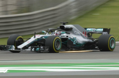 PHOTO CREDITS: Formula 1 Twitter