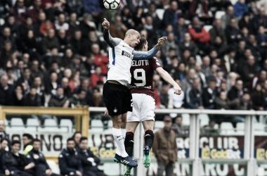 Miranda e Belotti | TWITTER @Inter