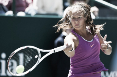 Daria Kasatkina looks to win her first ever WTA title | Photo: Volvo Car Open / Facebook