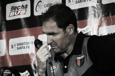 Darío Franco. FOTO: Colón web Oficial