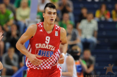 Dario Saric is one of many players that were selected in the 2014 NBA Draft that will be competing in the 2014 FIBA World Cup. (Via Basketnews.Lt)