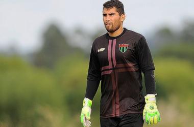 Darío Silva fue la figura del encuentro, ya que le permitió al verdinegro mantener el arco en cero esta tarde.