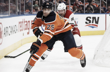Edmonton Oilers: Darnell Nurse re-signed. (Photo courtesy of Sportsnet.ca)