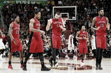 Toronto Raptors 2015: un crecimiento constante
