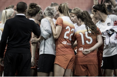 The Houston Dash have set their roster ahead of opening day. | Source: Trask Smith