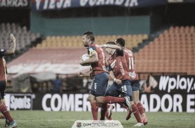 Los datos que dejó el empate entre Medellín y el Pasto en el Atanasio Girardot