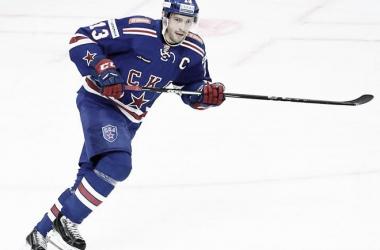 Datsyuk podría volver a la NHL