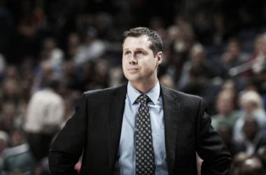 Dave Joerger será el nuevo entrenador de los Kings