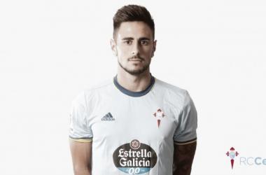 David Costas, nuevo jugador del Real Oviedo | Foto: RC Celta de Vigo