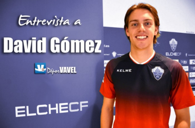"""Entrevista. David Gómez: """"Ojalá algún día pueda volver"""""""