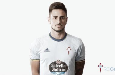 El central quiere ser titular con Antonio Mohamed | Fuente: RC Celta
