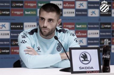 """David López: """"No sé si la afición estará orgullosa de nosotros"""""""