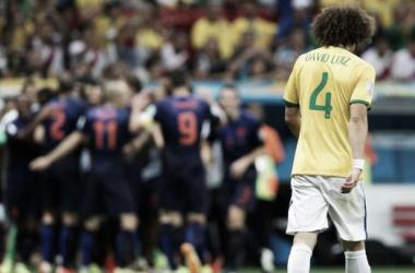 Pays Bas-Brésil, les notes du match