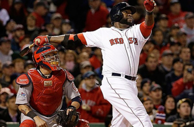 David Ortiz is part of the elusive 500 home run club. But is that enough to consider him a Hall of Famer? (PHOTO: Max Wildstein/WEBN