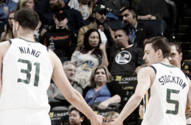 Stockton vuelve a firmar con Utah Jazz
