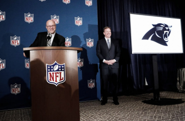 David Tepper, nuevo dueño de los Carolina Panthers (foto NFL)