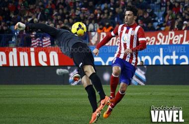 Siete partidos de sufrimiento del Getafe ante el Atlético de Madrid