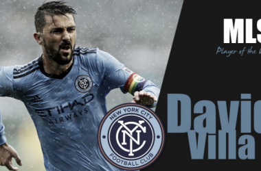 David Villa gave a captain's performance on Saturday against the Sounders | Source: Adam Hunger - USA TODAY Sports