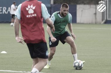 """David López: """"Espero ser mejor que antes de la lesión"""""""