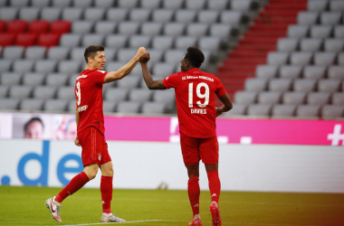 Five of the Best for Bayern