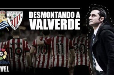 Desmontando a Valverde: Real Sociedad
