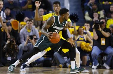 Michigan State Rolls to Season Series Sweep of Instate Rival Michigan
