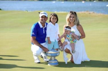Jason Day and family (Source: PGA Tour)