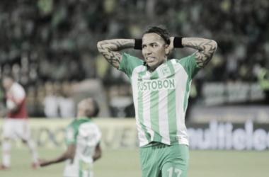 El delantero jugó 91 partidos, marcó 57 goles y ganó la Recopa Sudamericana 2017 y la Liga 2017-I. | Foto: El Tiempo