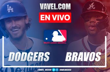 Resumen y carreras: Los Ángeles Dodgers 2-4 Bravos de Atlanta en MLB 2021
