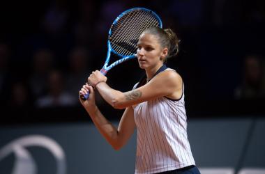 WTA Stoccarda, Pliskova e Vandeweghe in finale - Twitter Porsche Tennis